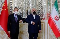 Đằng sau thỏa thuận đầu tư 400 tỷ USD của Trung Quốc vào Iran