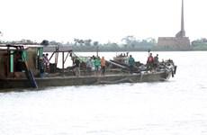 Hải Phòng: Tìm thấy thi thể 1 nạn nhân bị mất tích trên sông