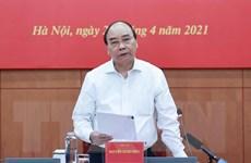 Chủ tịch nước chủ trì phiên họp thứ 12 Ban Chỉ đạo Cải cách tư pháp TW