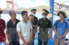 Bình Định: Đẩy mạnh tuyên truyền cho ngư dân về ngày hội bầu cử