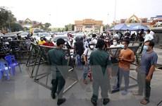 Campuchia yêu cầu ngừng thông tin kích động xã hội về tình hình dịch
