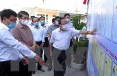 """""""Thừa Thiên-Huế cần đảm bảo an toàn phòng dịch khi tổ chức bầu cử"""""""