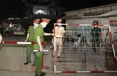Vĩnh Phúc: Kiểm tra phát hiện 39 người nước ngoài cư trú bất hợp pháp
