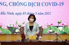 Bắc Ninh thiết lập vùng cách ly y tế một số nơi ở Lương Tài và Từ Sơn