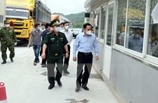 Chủ tịch UBND tỉnh Lạng Sơn chỉ đạo phong tỏa toàn bộ Bệnh viện Phổi