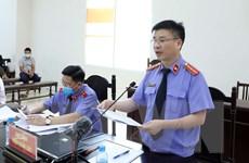 Vụ Công ty Nhật Cường: Phó TGĐ Trần Ngọc Ánh bị đề nghị 15-16 năm tù