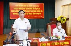 Chủ tịch Quốc hội: Phát huy quyền làm chủ của nhân dân trong bầu cử