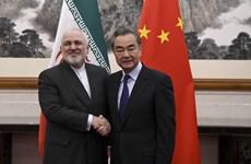 Đằng sau việc Trung Quốc mở rộng hợp tác với Iran và Israel