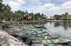 [Photo] Ninh Bình tạm dừng đón khách du lịch từ sáng 7/5