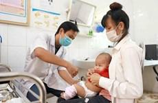 Kon Tum: Tỉnh đầu tiên ở Tây Nguyên hoàn thành tiêm vaccine bạch hầu