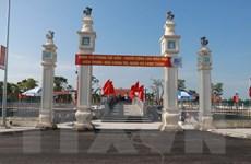 Tháng 5 trên quê hương nhà chính trị, quân sự tài ba Phùng Chí Kiên