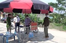 Hưng Yên: Huyện Khoái Châu khẩn cấp phong tỏa, giãn cách ứng phó dịch
