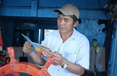 Ngư dân Phú Yên hướng về Ngày Bầu cử Quốc hội và Hội đồng Nhân dân