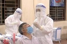 Tỉnh Bắc Ninh phát hiện thêm 17 ca dương tính với SARS-CoV-2