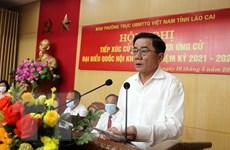Cử tri Lào Cai mong đại biểu Quốc hội quan tâm vùng dân tộc thiểu số