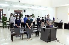 Xét xử vụ Công ty Nhật Cường: Phó TGĐ Trần Ngọc Ánh lĩnh án 13 năm tù