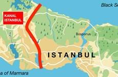 Thổ Nhĩ Kỳ: Tác động của dự án kênh đào Istanbul đối với khu vực Á-Âu