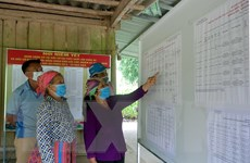 Tuyên Quang đẩy mạnh tuyên truyền bầu cử đến vùng dân tộc thiểu số