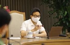 PTT Vũ Đức Đam: Không để dịch bệnh lây lan trong các khu công nghiệp