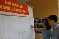 Bạc Liêu đảm bảo công tác an ninh trật tự trong Ngày Bầu cử
