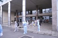 Dịch COVID-19: Hỗ trợ Bệnh viện K cơ sở Tân Triều phòng, chống dịch
