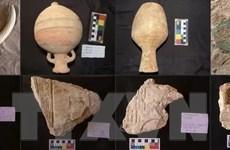 [Photo] Ai Cập phát hiện 250 lăng mộ có niên đại 4.200 năm