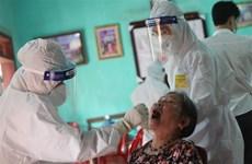 Bắc Giang: Giãn cách xã hội 4 huyện để phòng, chống dịch COVID-19