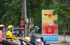 Hà Nội đẩy mạnh tuyên truyền về quyền và trách nhiệm của cử tri