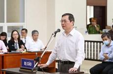 Cựu Bộ trưởng Công Thương Vũ Huy Hoàng kháng cáo xin giảm hình phạt