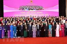 Đóng góp tích cực của nữ đại biểu dân cử vào sự phát triển đất nước