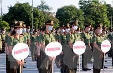 Hà Nam, Nam Định, Sóc Trăng, Điện Biên bảo đảm an toàn cho Ngày bầu cử