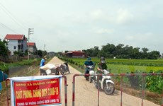 Thái Nguyên: Ghi nhận thêm một ca mắc COVID-19 ở huyện Phú Bình