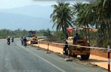 TP Hồ Chí Minh mở rộng Quốc lộ 50 để giảm ùn tắc và tai nạn giao thông