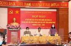 Quảng Ninh bầu thêm đại biểu Hội đồng Nhân dân cấp xã vào ngày 30/5