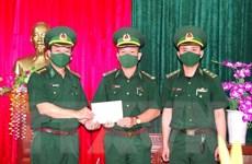 Quảng Bình: Khen thưởng lực lượng Biên phòng truy bắt người nhập cảnh