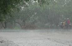 Chiều tối và đêm 1/6, các khu vực trên cả nước đều có mưa và dông