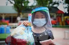 Ngày Quốc tế thiếu nhi 1/6 trong tâm dịch ở Bắc Giang, Điện Biên