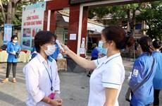 Kỳ thi vào lớp 10: Hà Tĩnh đảm bảo phòng dịch, Phú Yên lùi lịch thi