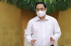 Thủ tướng Phạm Minh Chính chủ trì Phiên họp Chính phủ tháng 5