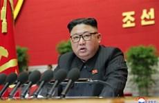 Nhà lãnh đạo Kim Jong-un chủ trì cuộc họp BCH TW Đảng LĐ Triều Tiên