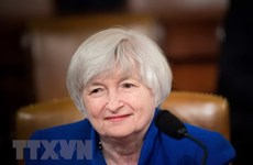 """Bộ trưởng Tài chính Mỹ: Lãi suất tăng sẽ là """"điểm cộng"""" cho Fed và Mỹ"""
