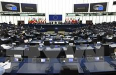 Nghị viện châu Âu nhóm họp tại Strasbourg lần đầu tiên trong 15 tháng