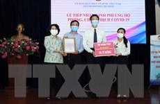 TP Hồ Chí Minh tiếp nhận hơn 99 tỷ đồng ủng hộ phòng, chống dịch