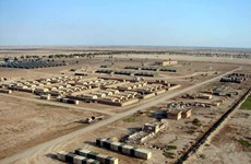 Căn cứ không quân lớn nhất Iraq bị tấn công bằng rocket