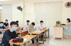 Nhiều trường đại học linh hoạt điều chỉnh công tác tuyển sinh