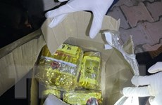 Phát hiện nhóm đối tượng tàng trữ trái phép hơn 10kg ma túy và vũ khí