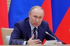 Tổng thống Putin: Quan hệ Nga-Mỹ ở mức thấp nhất trong nhiều năm
