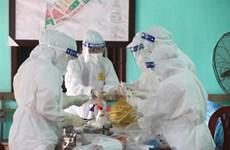 Bắc Giang tiếp tục là địa phương có ca mắc COVID-19 cao nhất