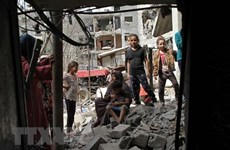 Hệ lụy của cuộc chiến tại Gaza đè nặng chính trường Palestine
