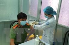 Nỗ lực giữ an toàn cho cộng đồng trước đại dịch COVID-19